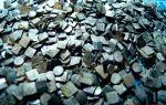 Характеристики, применение и стоимость технического серебра