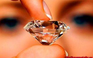 Определение алмаза в домашних условиях — простые способы