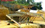 Виды оборудования для добычи золота