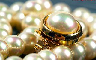 Чистим жемчуг дома — основные правила ухода за драгоценным камнем