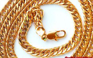 Какой соответствует пробе украшение из золота 14 карат?