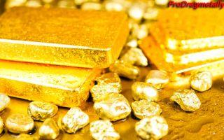 Где добыть золото в Подмосковье — карта