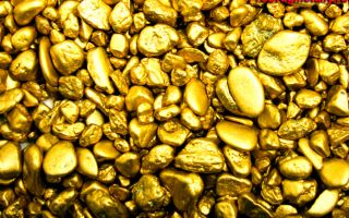 О добыче золота в Магадане