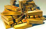 Интересные факты из истории золота: этапы и события