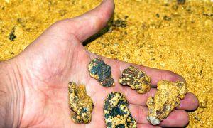 Как добывается золото на Урале кустарным способом