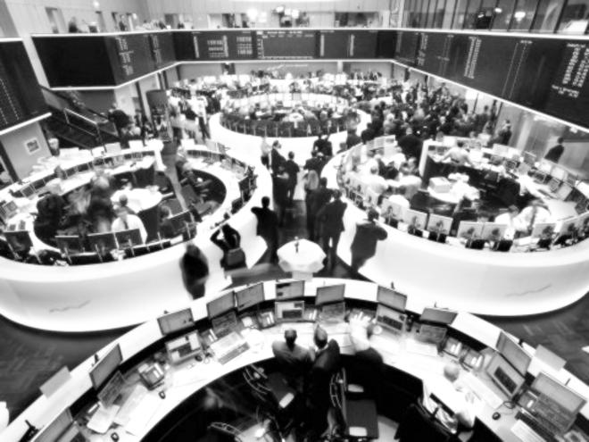 Открытие биржи