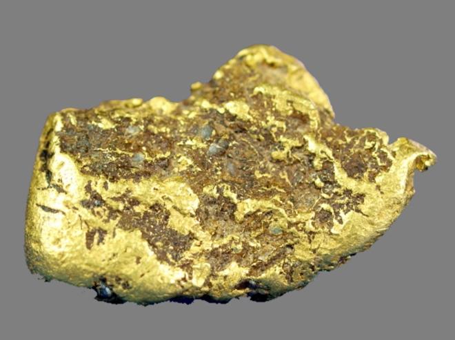 Пример формы золота