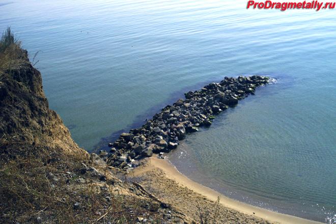 Прибережно-морские россыпи