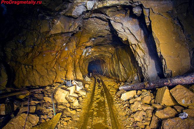 Золотые рудники