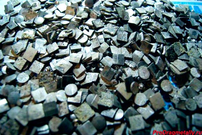 Техническое серебро